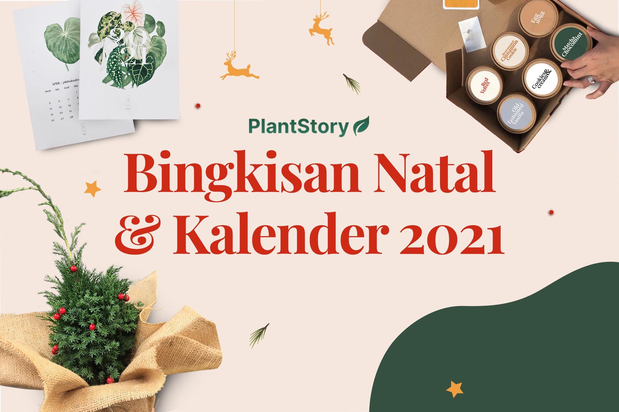 Bingkisan Natal & Kalender 2021