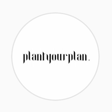 Plant Your Plan